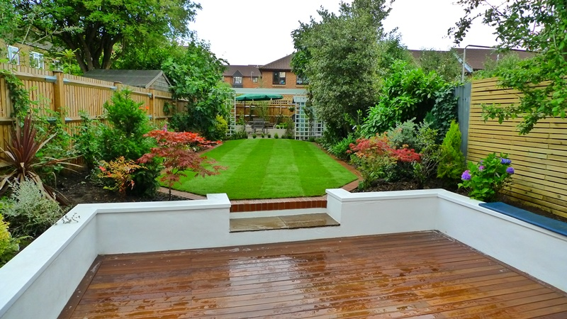 ... Landscape Garden Design Ideas For 2012 London  London Garden Design