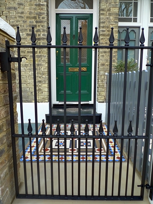 Metal Gates And Rails In London And Surrey London Garden