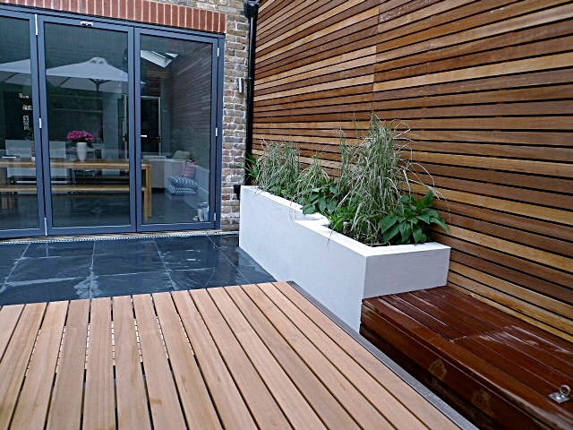 Great new modern garden design london 2014 (1)