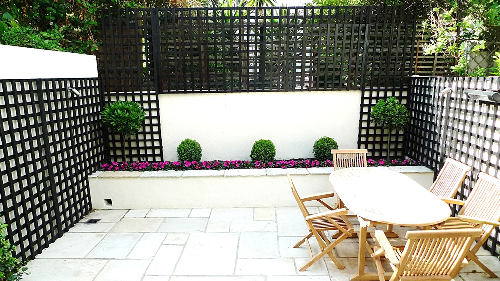 Great new modern garden design london 2014 (10)