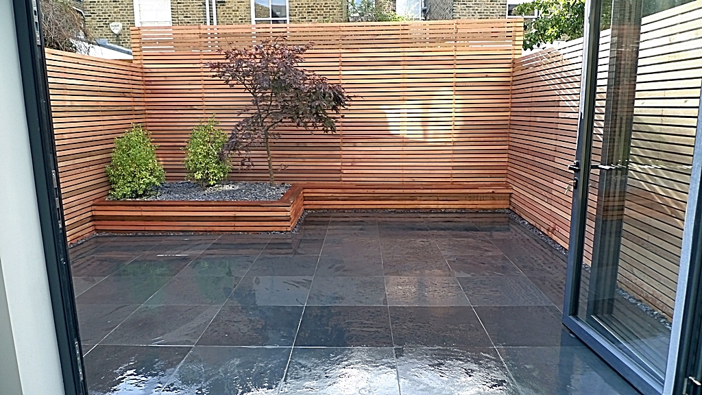 Great new modern garden design london 2014 (2)