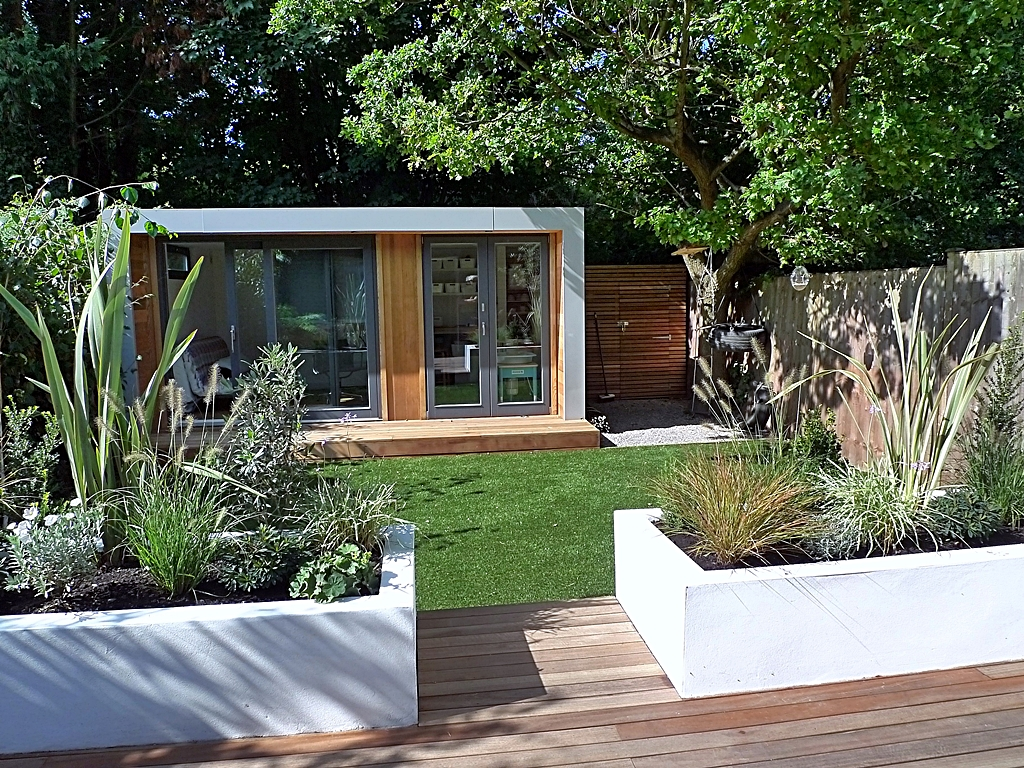 Great new modern garden design london 2014 (3)