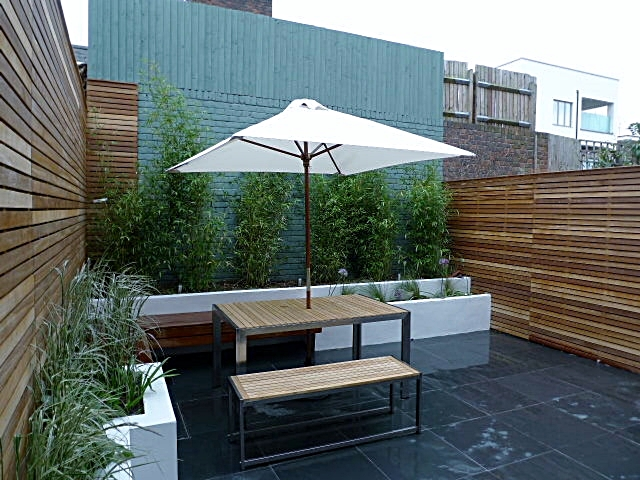 Great new modern garden design london 2014 (6)