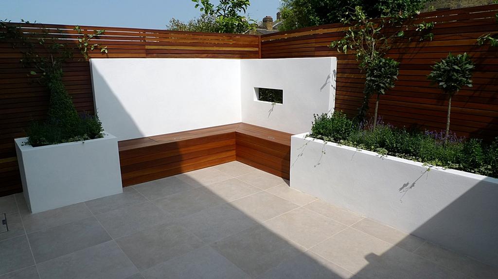 Great new modern garden design london 2014 (7)