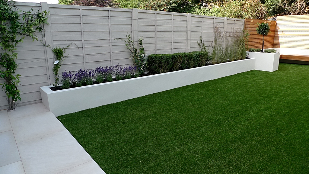 Great new modern garden design london 2014 london garden for Great small garden designs