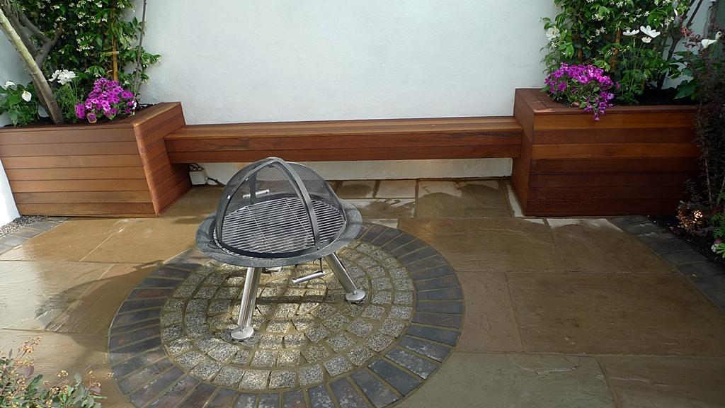 Great new modern garden design london 2014 (9)