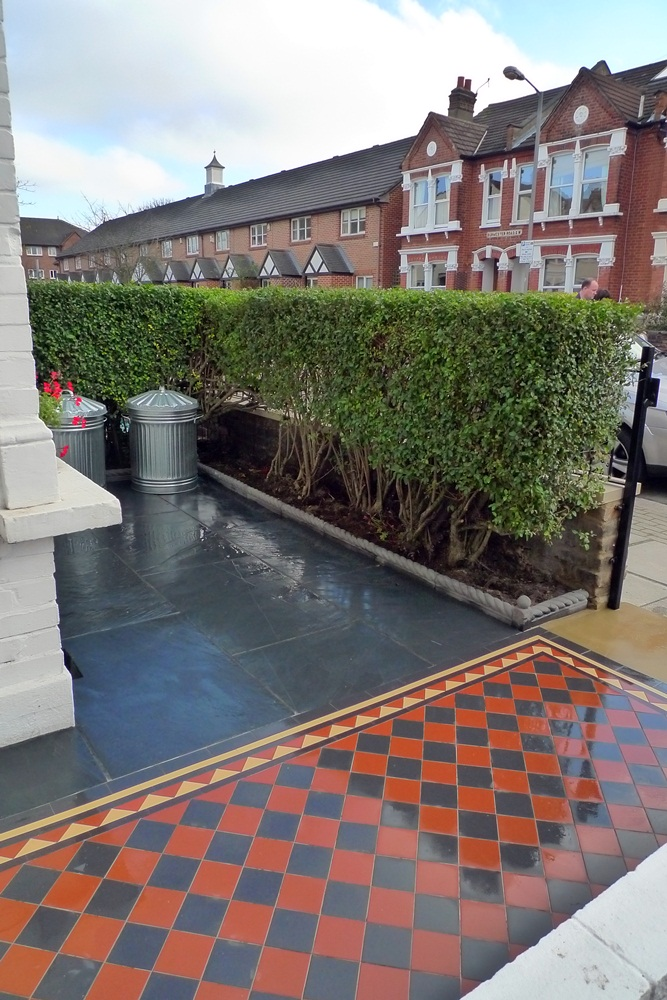 victorian and edwardian mosaic garden path designs and styles london (10)