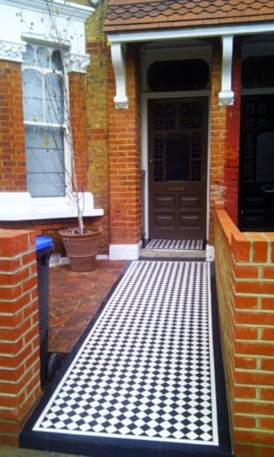 victorian and edwardian mosaic garden path designs and styles london (5)