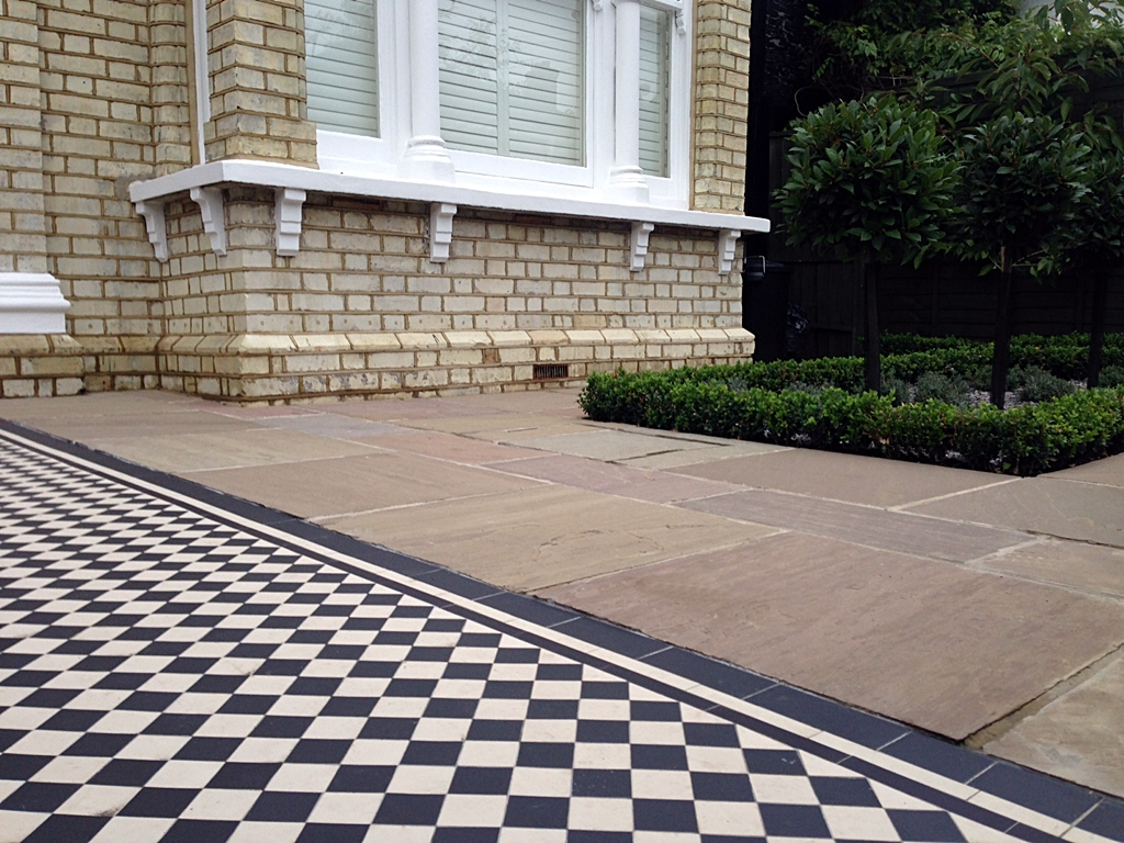 victorian and edwardian mosaic garden path designs and styles london (9)