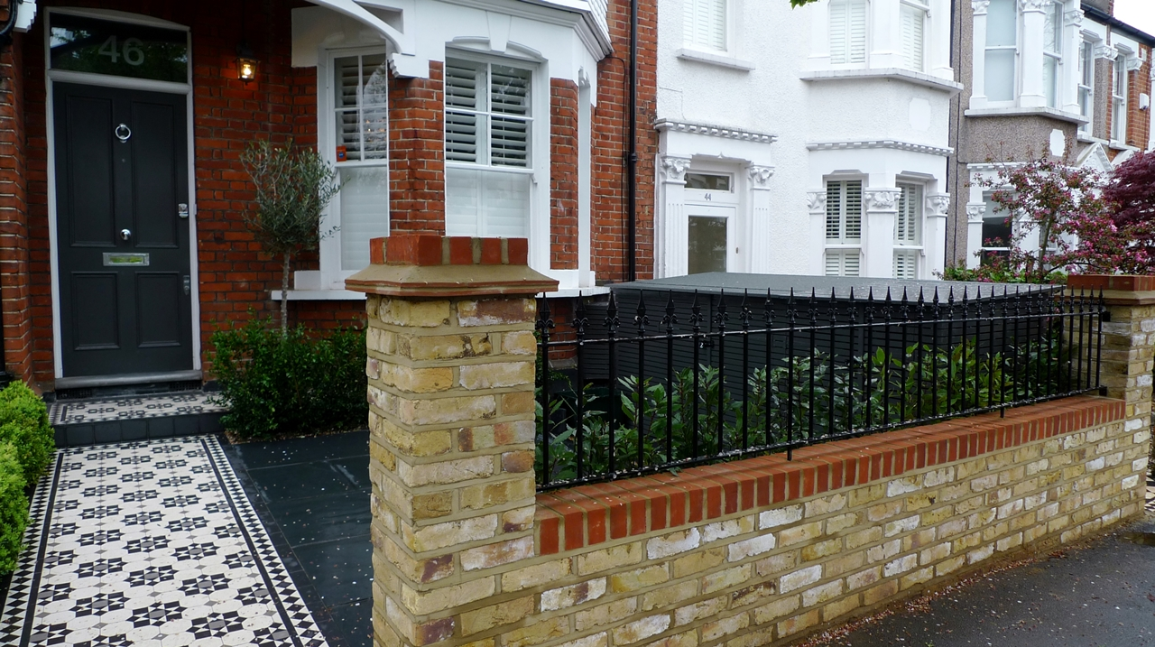 london victorian front garden company - Front Garden Ideas London