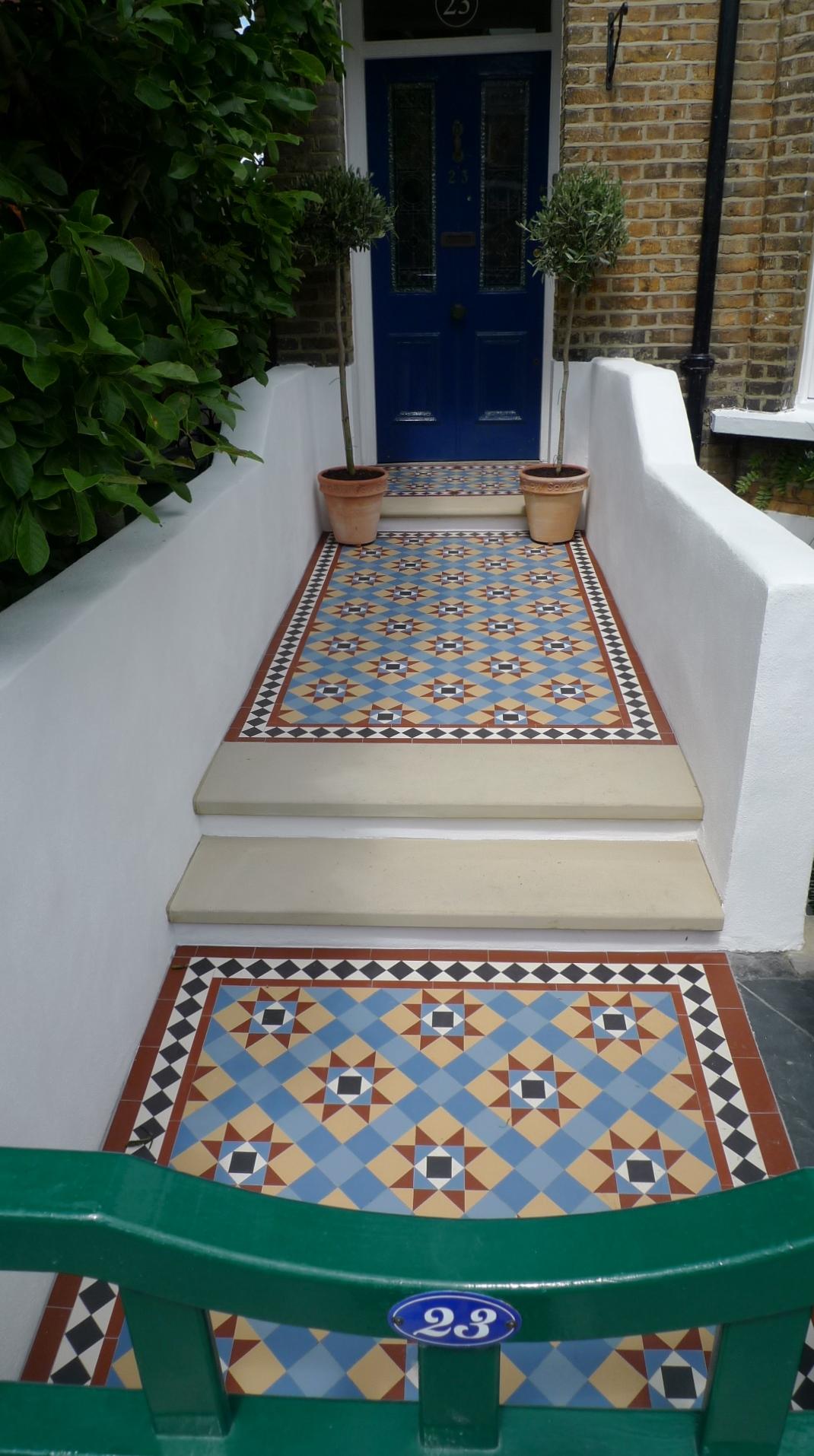Garden Patio Steps