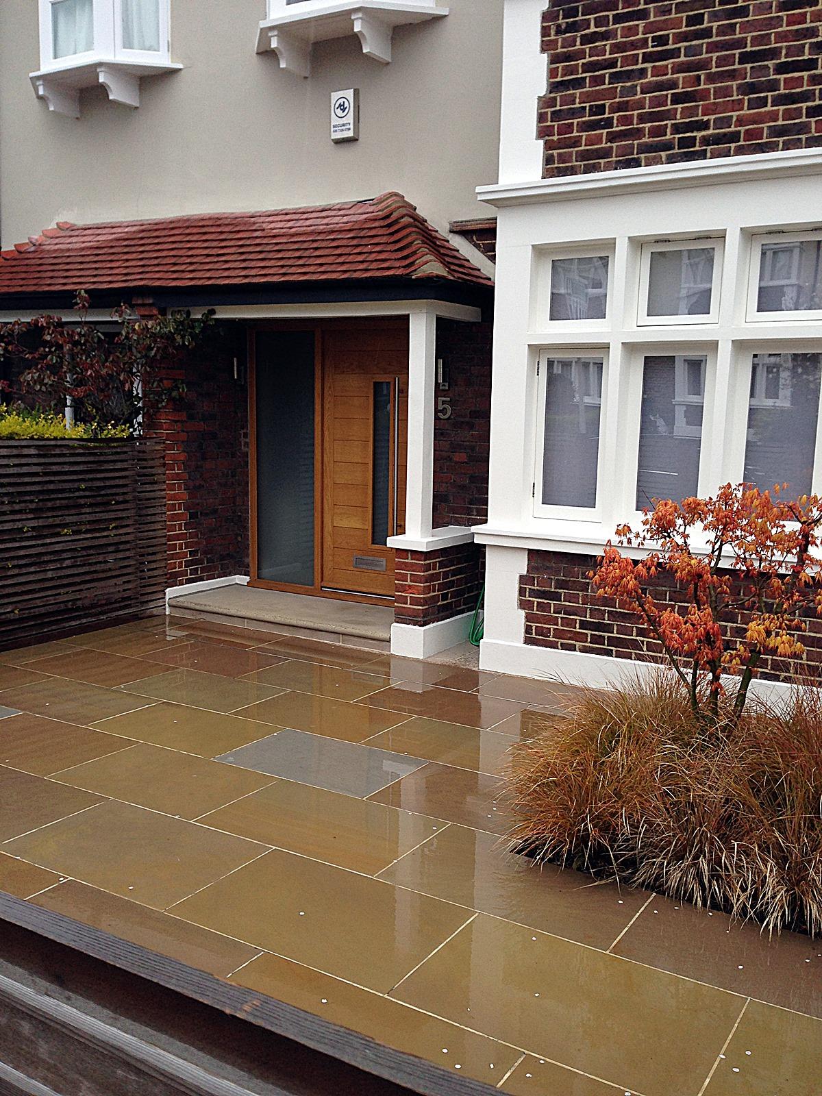 Sandstone London Garden Design