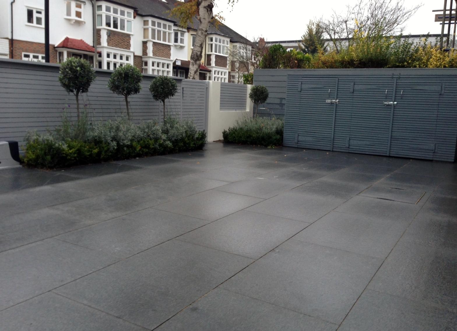 Driveway London Garden Design