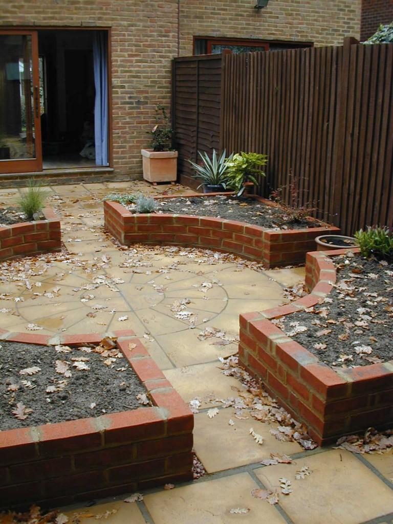 Small garden design designer clapham balham dulwich (42)