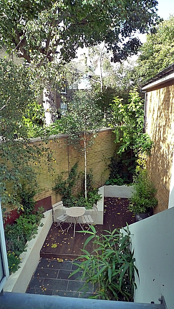 classic london small garden design balham clapham london