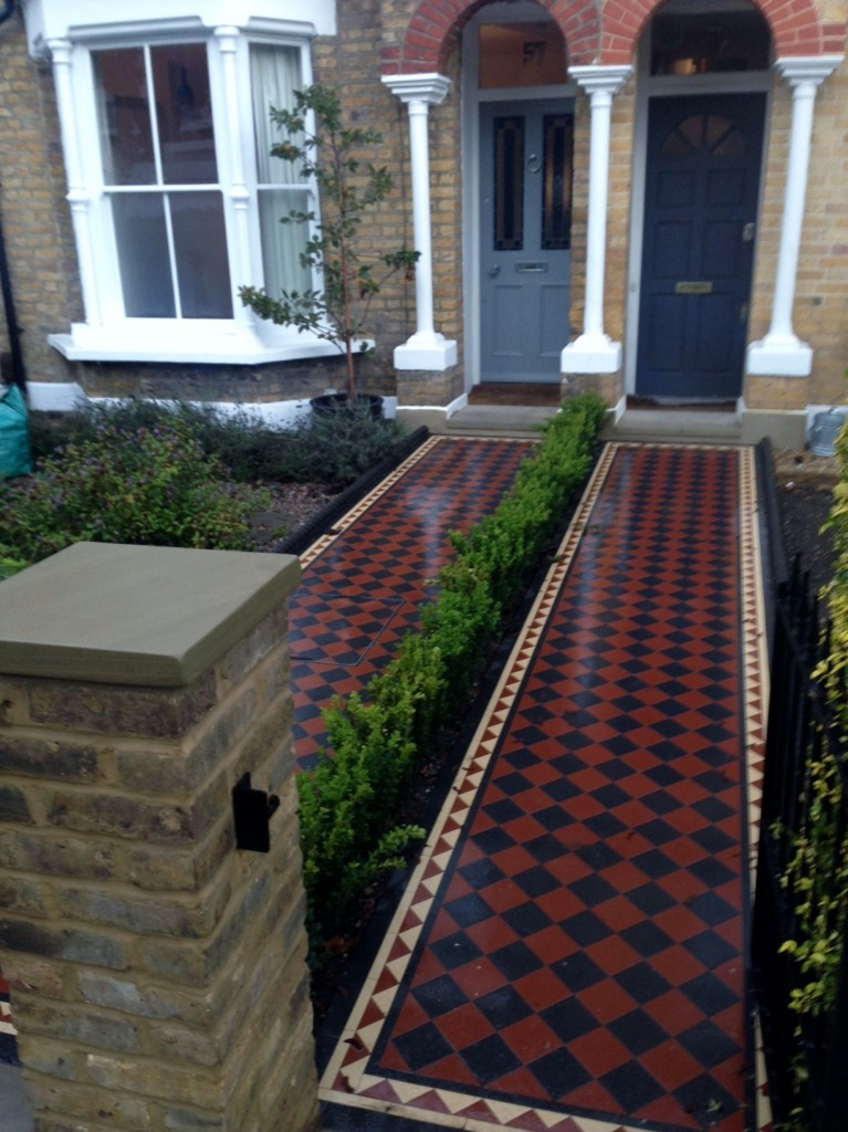 front garden company london