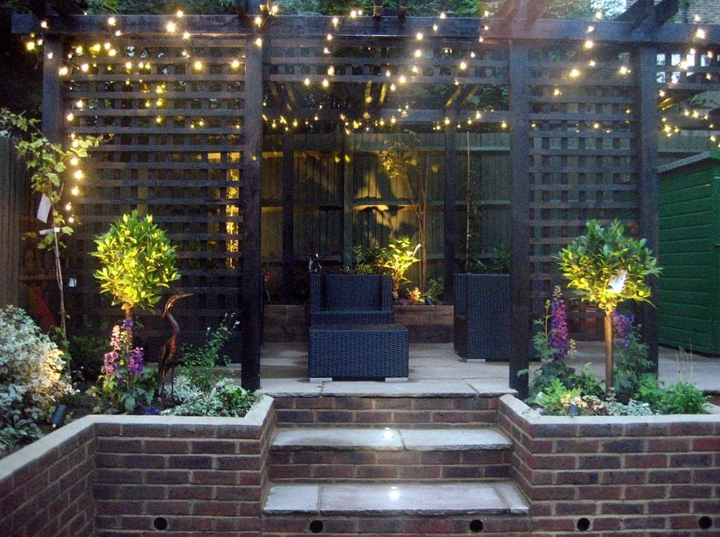 garden walls pergola paving steps planting design designer streatham dulwich clapham london (1)