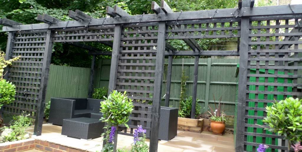 garden walls pergola paving steps planting design designer streatham dulwich clapham london (14)