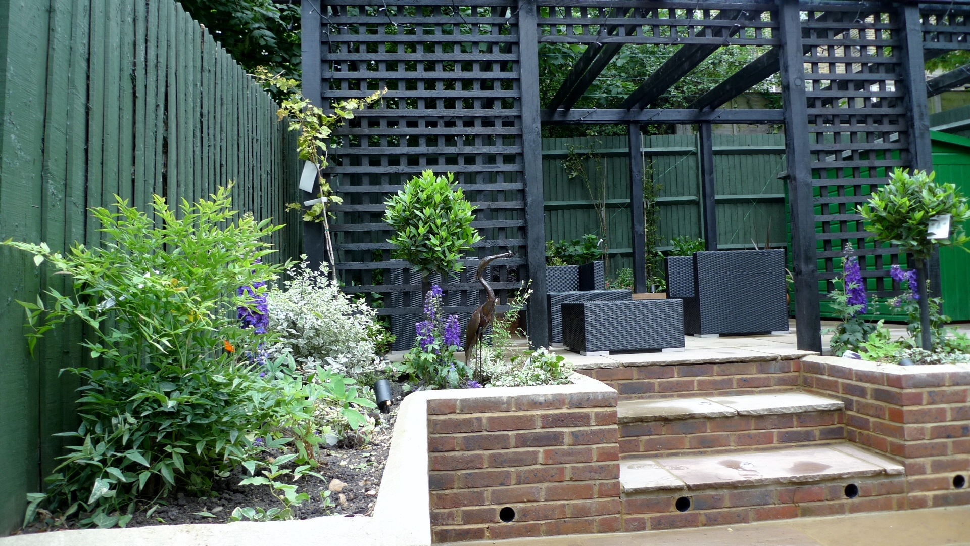 Project wood working victorian arbor plans for Victorian garden walls designs