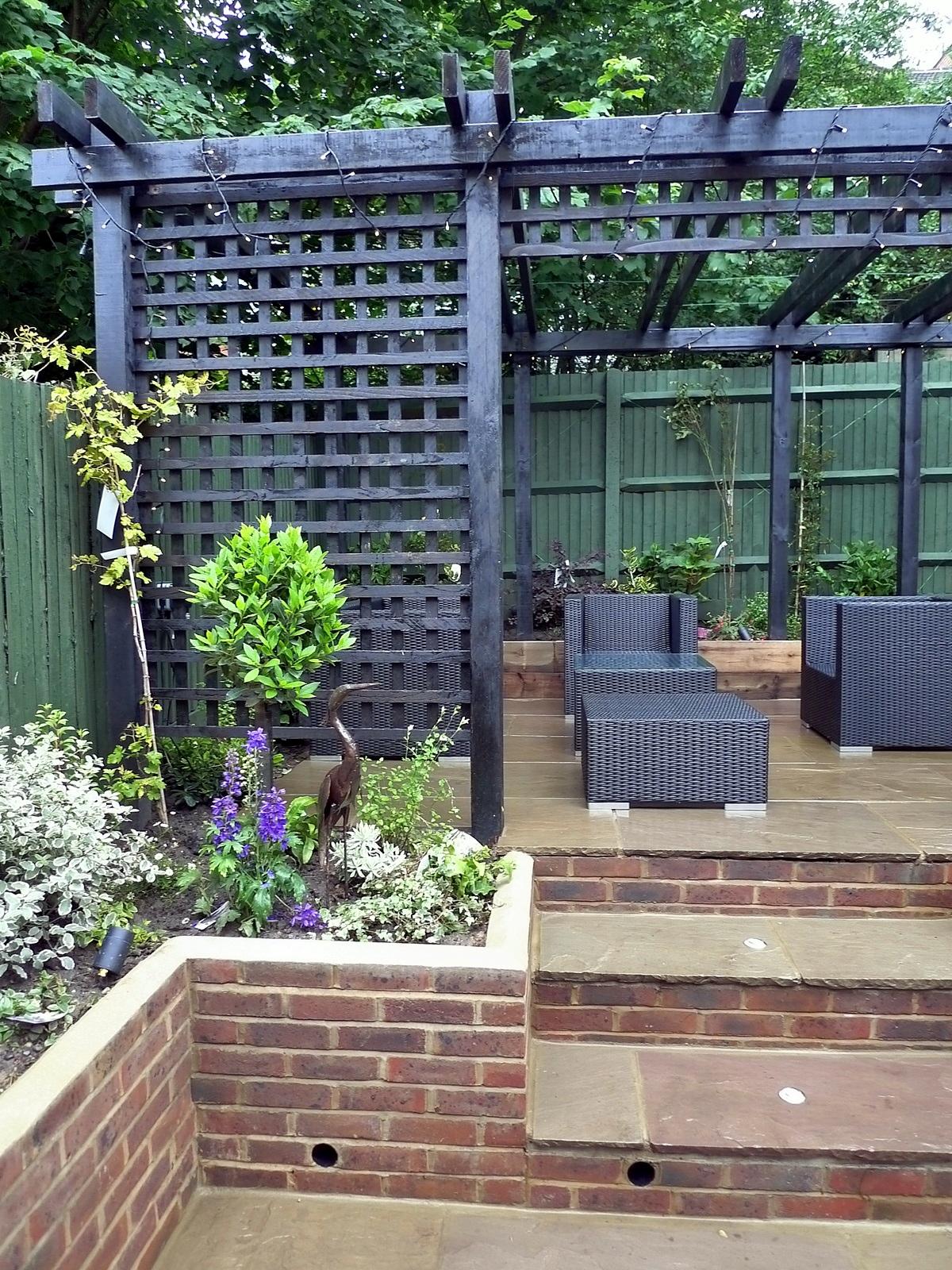 London Garden Design 1200 x 1600