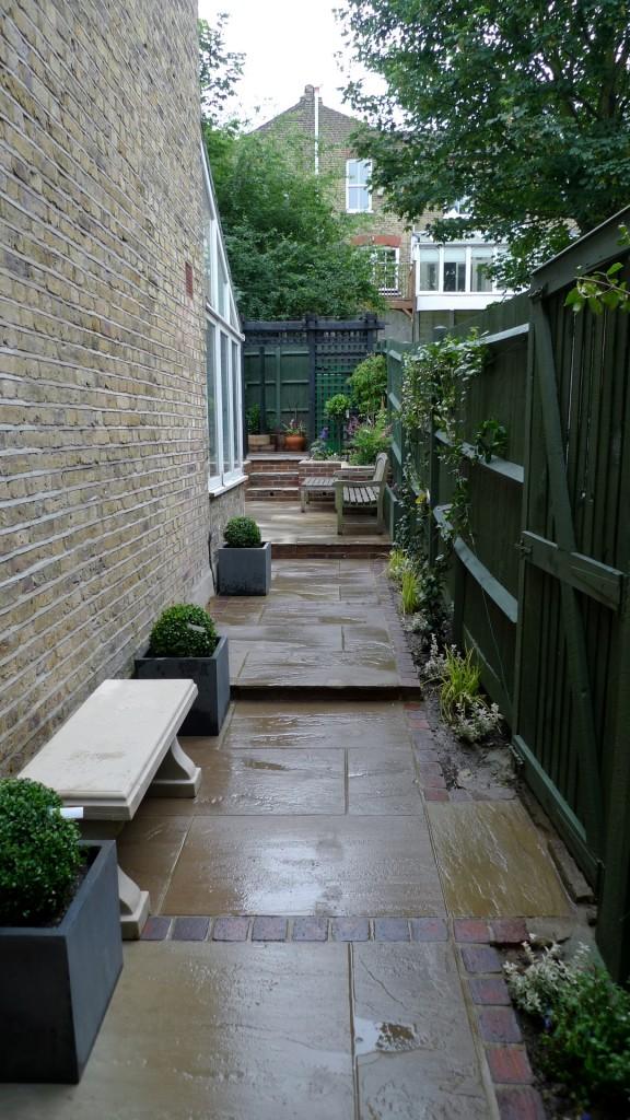 garden walls pergola paving steps planting design designer streatham dulwich clapham london (3)