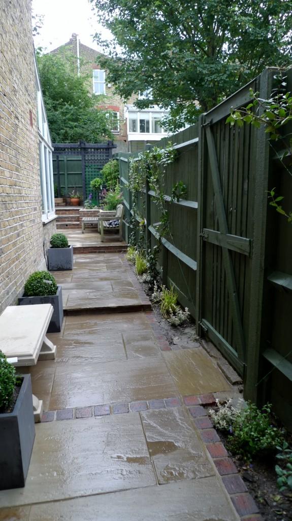 garden walls pergola paving steps planting design designer streatham dulwich clapham london (5)