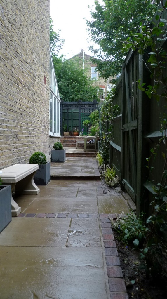 garden walls pergola paving steps planting design designer streatham dulwich clapham london (6)