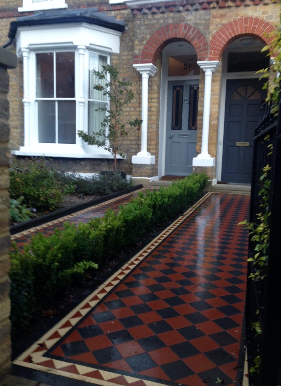 London Front Garden Victorian Restoration Company - London ... on Backyard:uuezyx-Hy-8= Landscape Design  id=74217