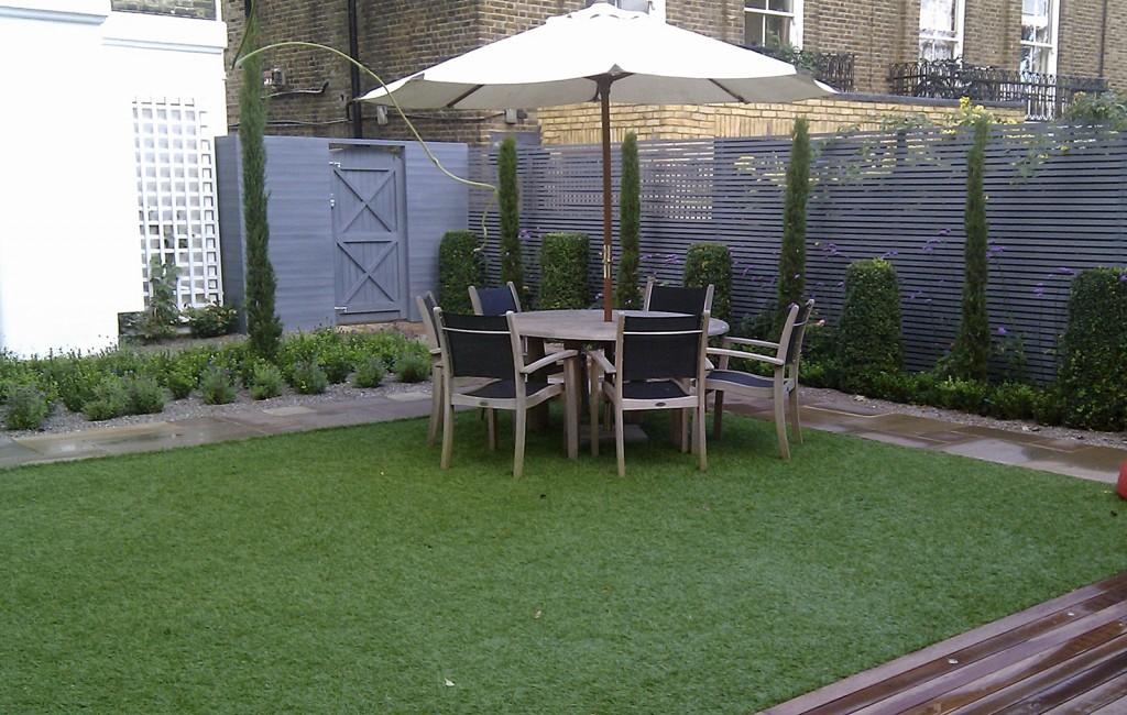 Fulham And Chelsea Garden Design