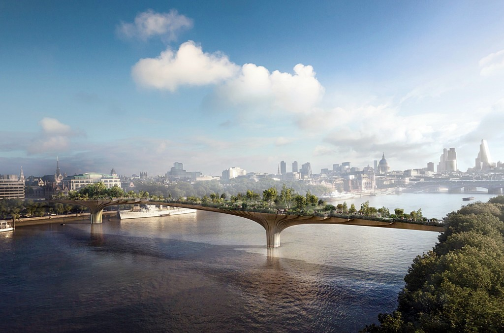 London garden Bridge