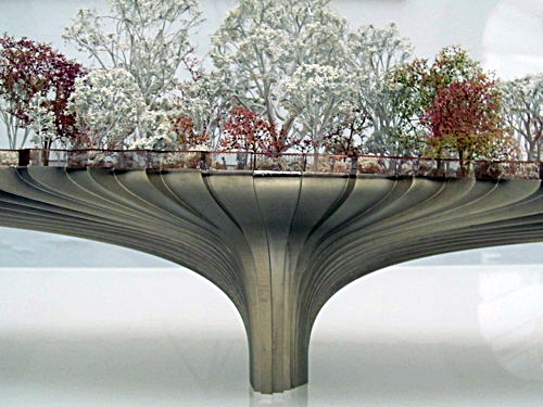 garden bridge london tourist attraction of the future