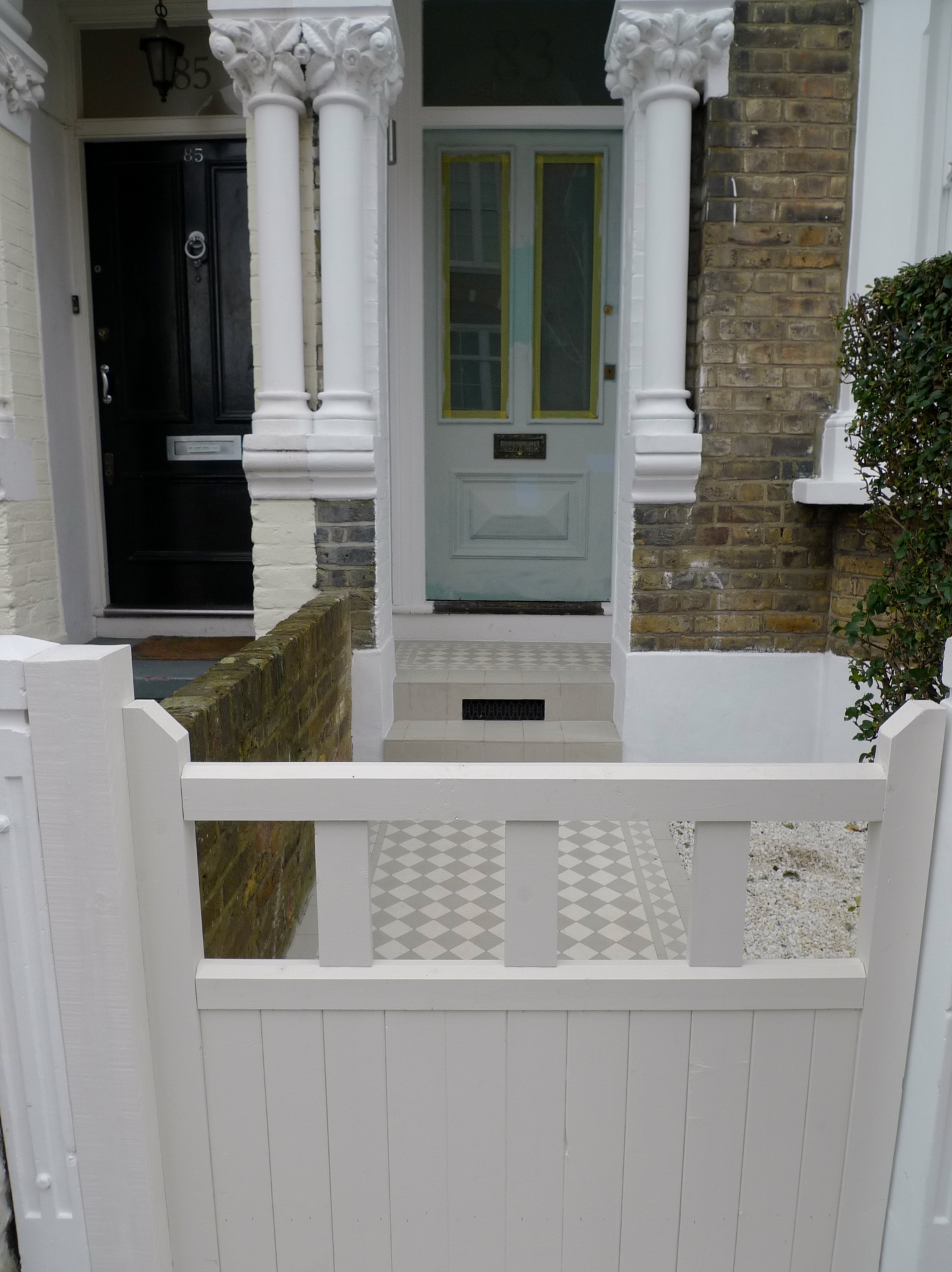 Front Garden Ideas London