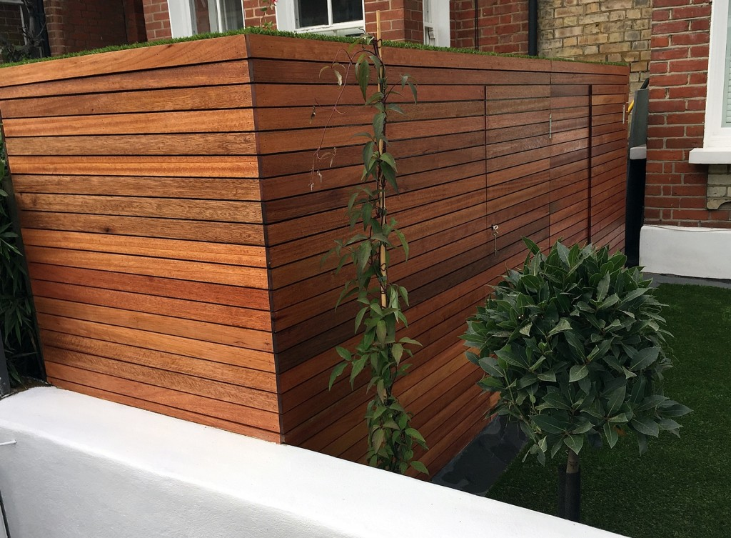 Front London garden company London Battersea  Balham Clapham