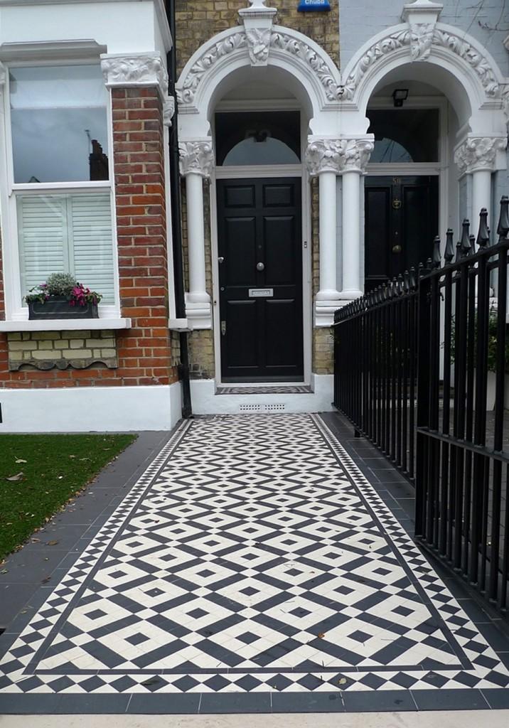Victorian Mosaic London