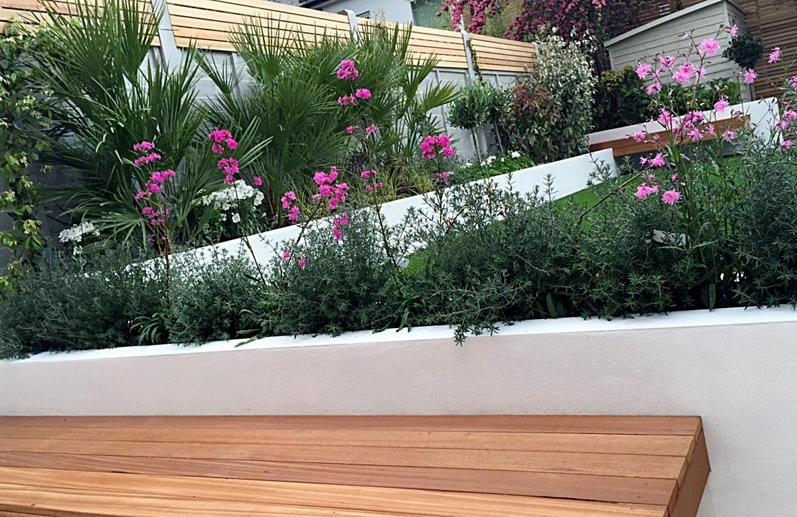 London Artificial Grass Planting Raised Beds Clapham Wandsworth Balham