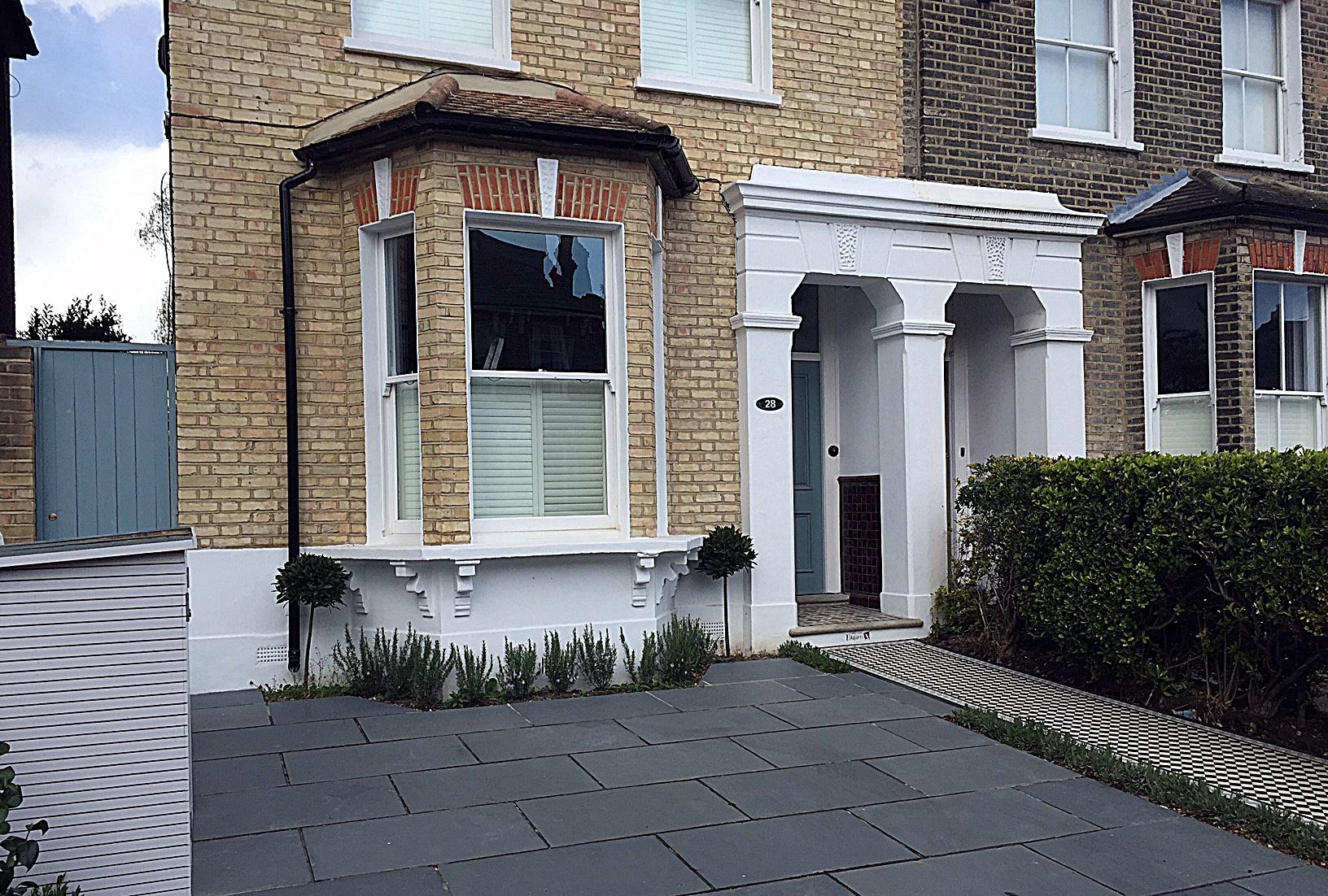 planting London Garden Design Part 5