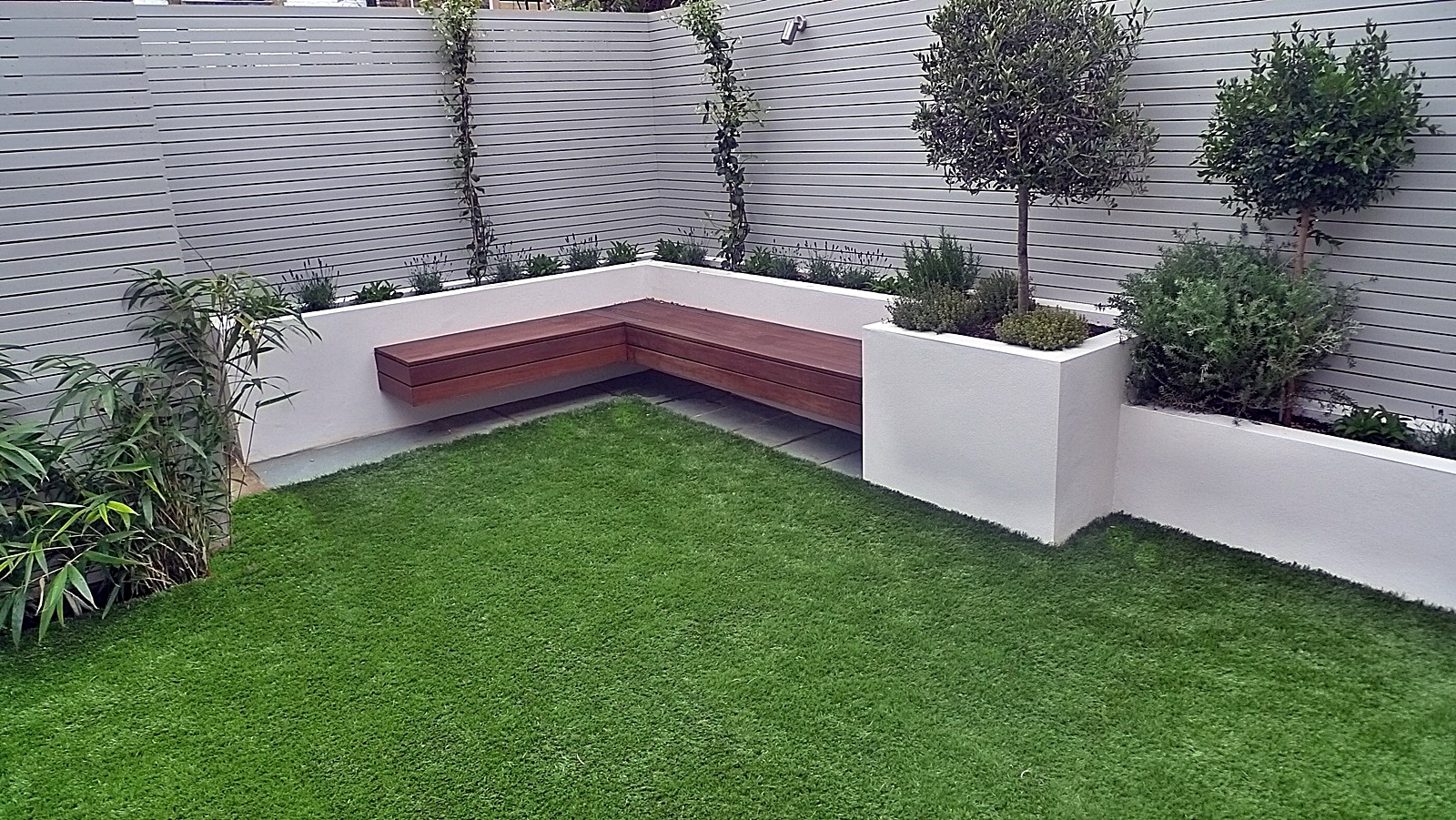 Grass London Garden Design
