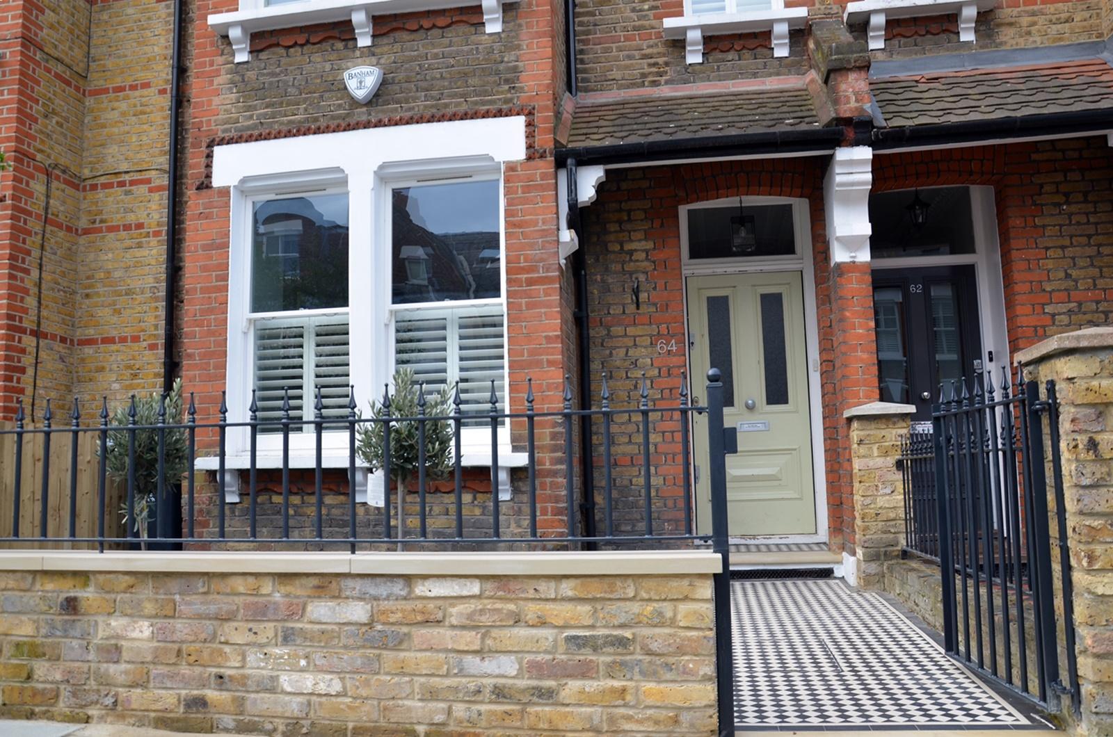 Stone London Garden Design
