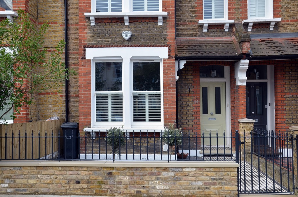 london front garden wall company