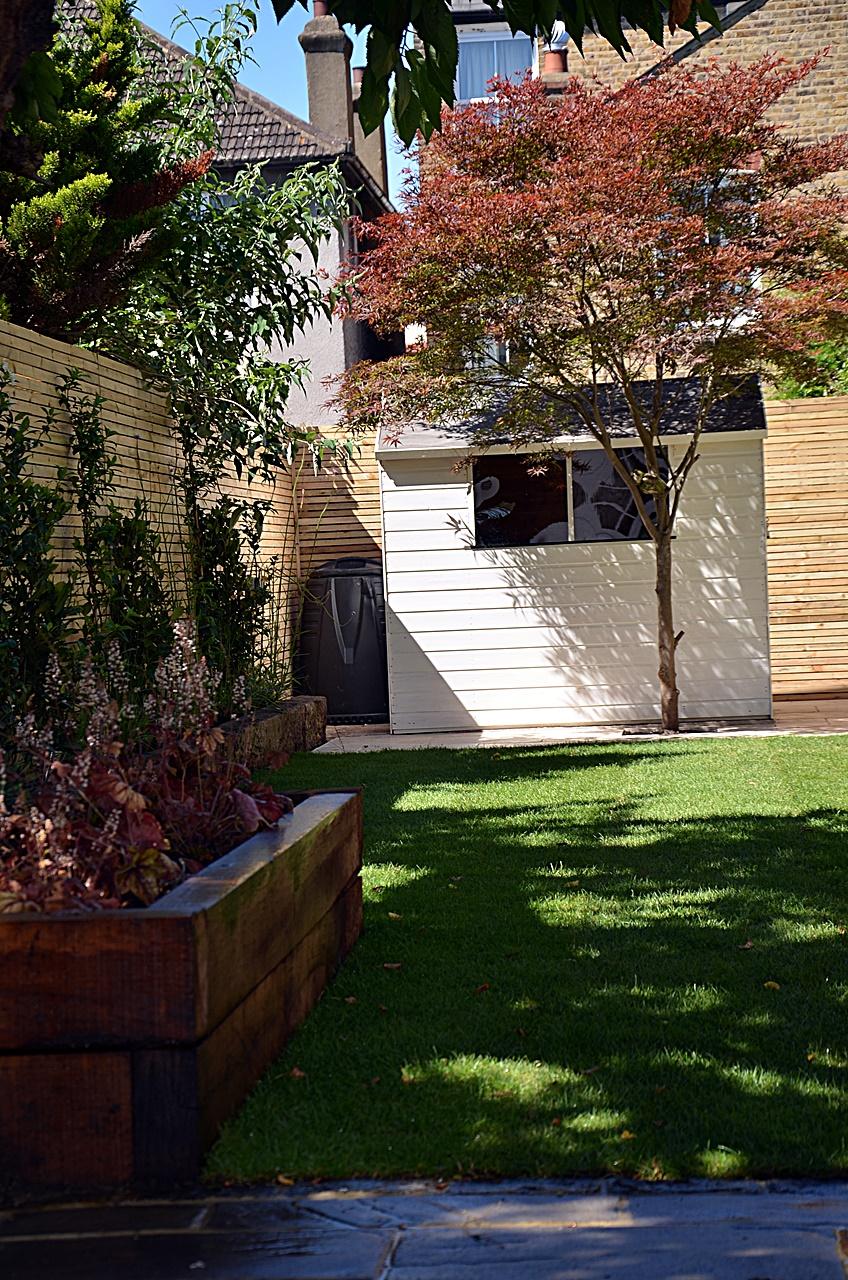Garden design company london london garden design for Design companies london