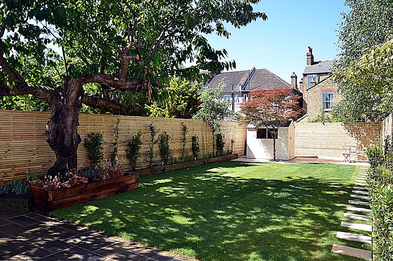 London garden design garden design for Garden design company