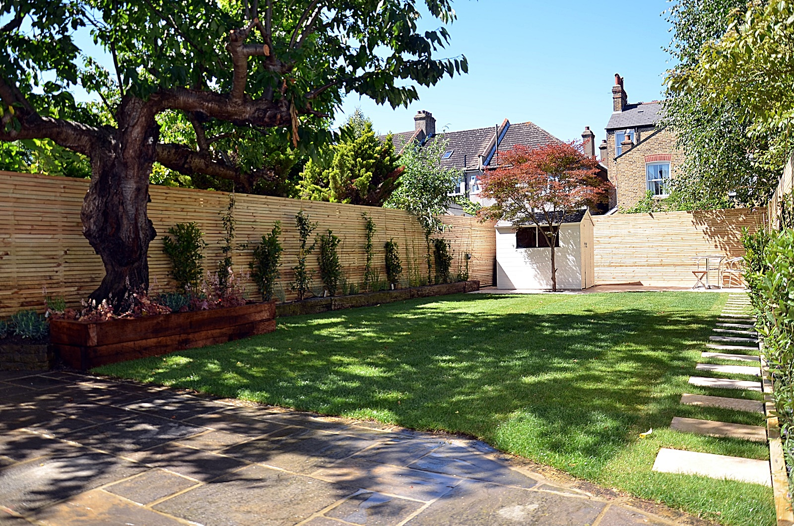 london garden design company london garden design