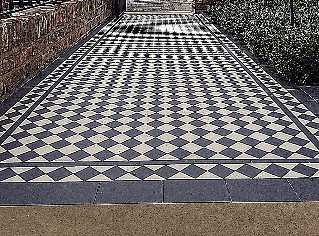 Victorian Mosaic London Company