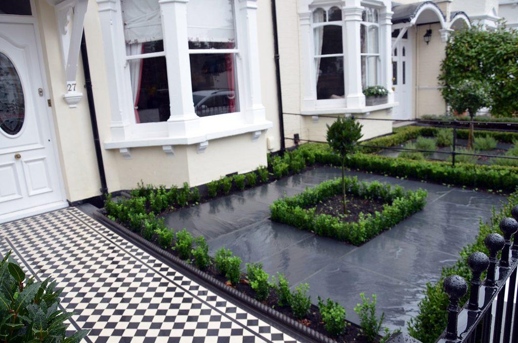 front-garden-designer-london