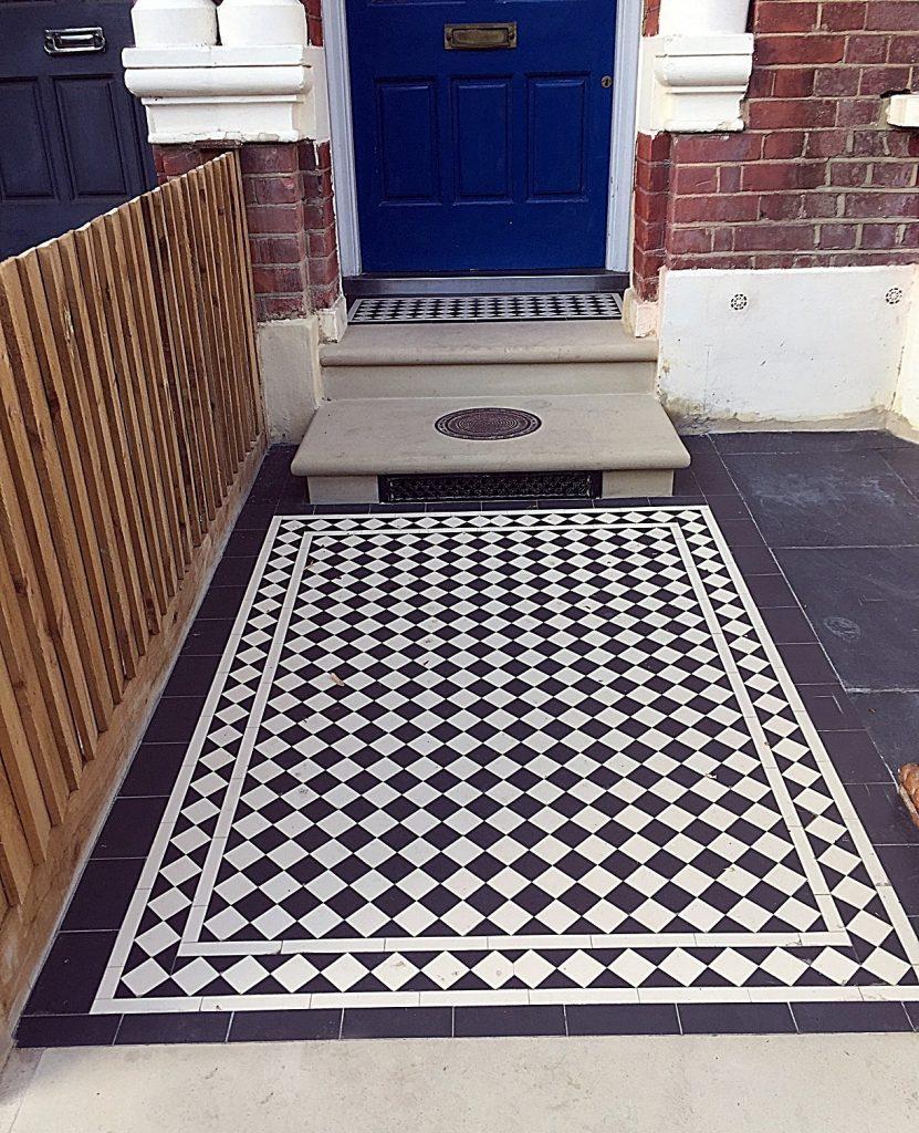 victorian-classic-front-garden-mosaic-streatham-balham-wandsworth