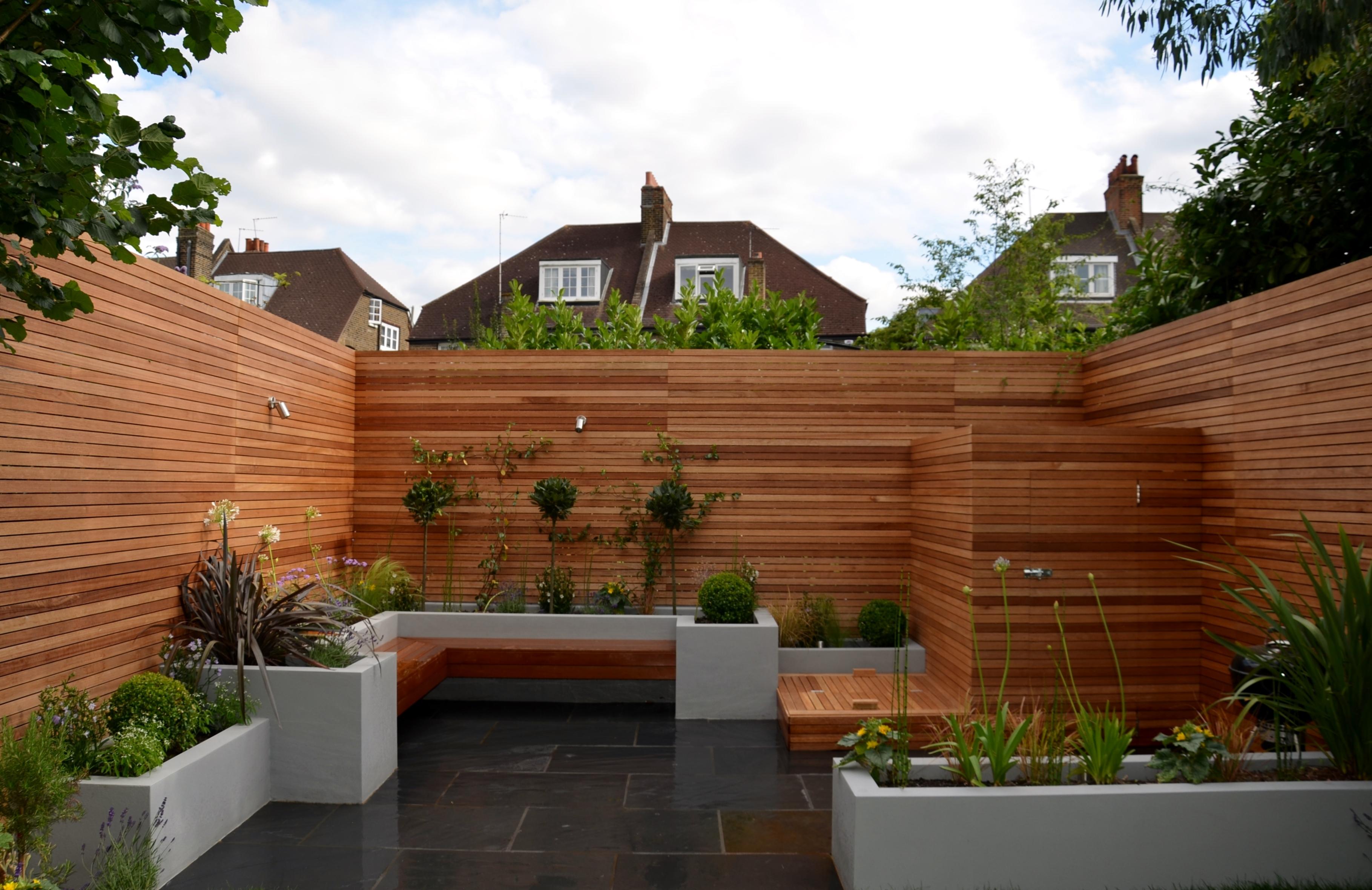 modern garden design london - London Garden Design