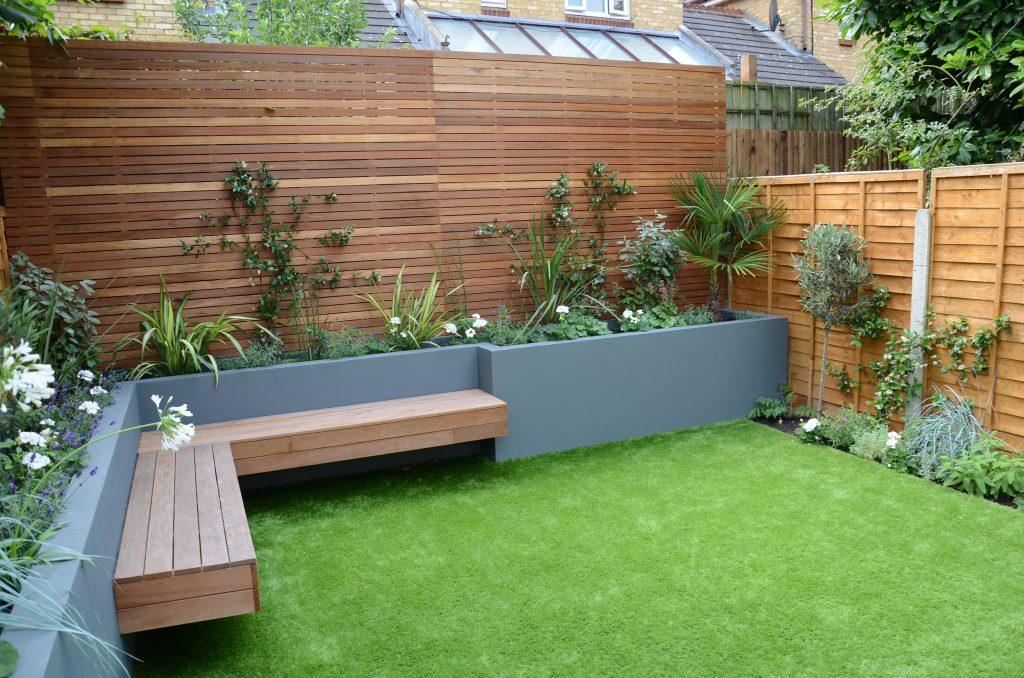 Herb Garden Outdoor Raised Beds Plants