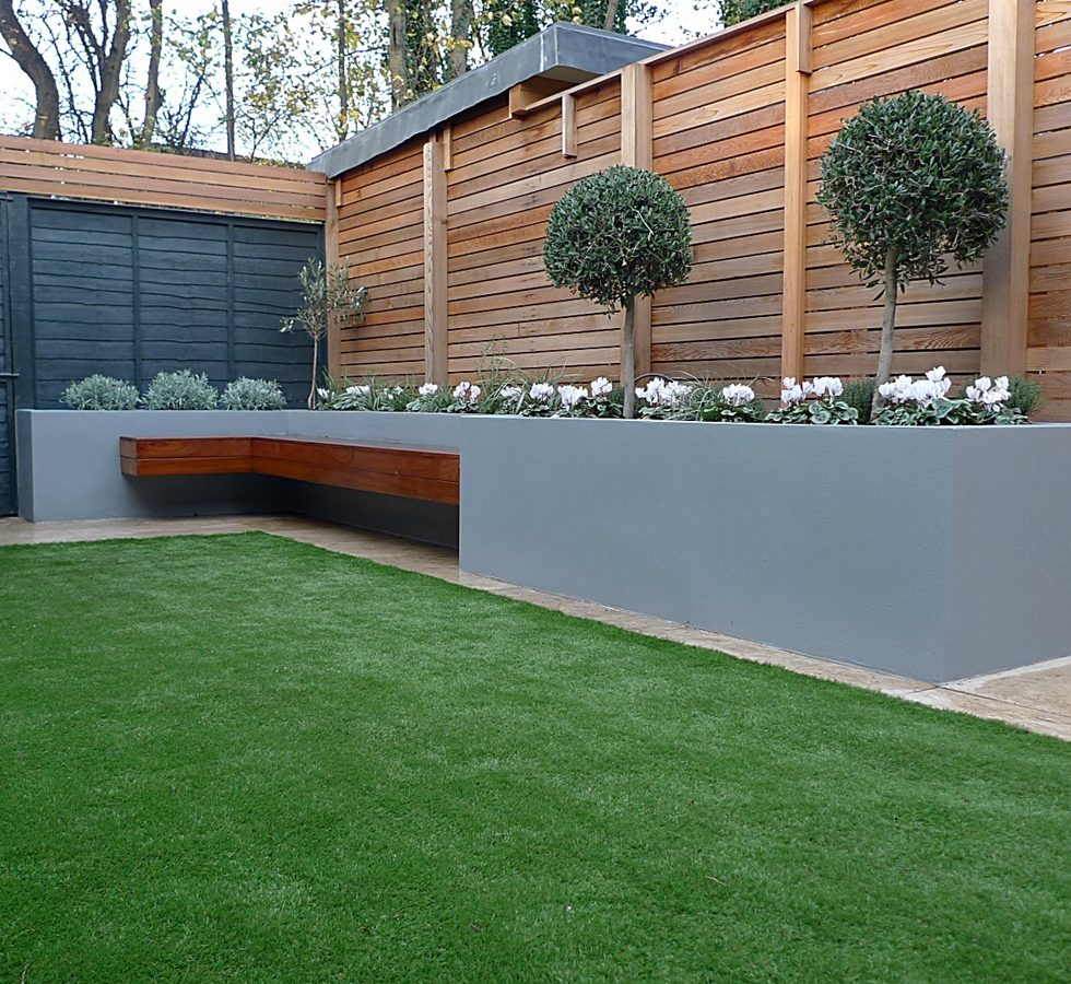 London garden design garden design for Landscape design london