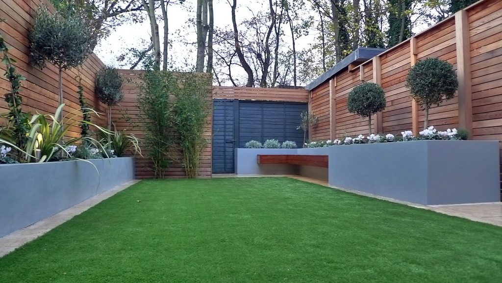 modern garden design small london cedar screen grey raised ... on raised garden beds in metal trough, vegetable garden with screen, windows with screen, gazebo with screen, raised garden beds with landscape timbers, raised garden beds blog,