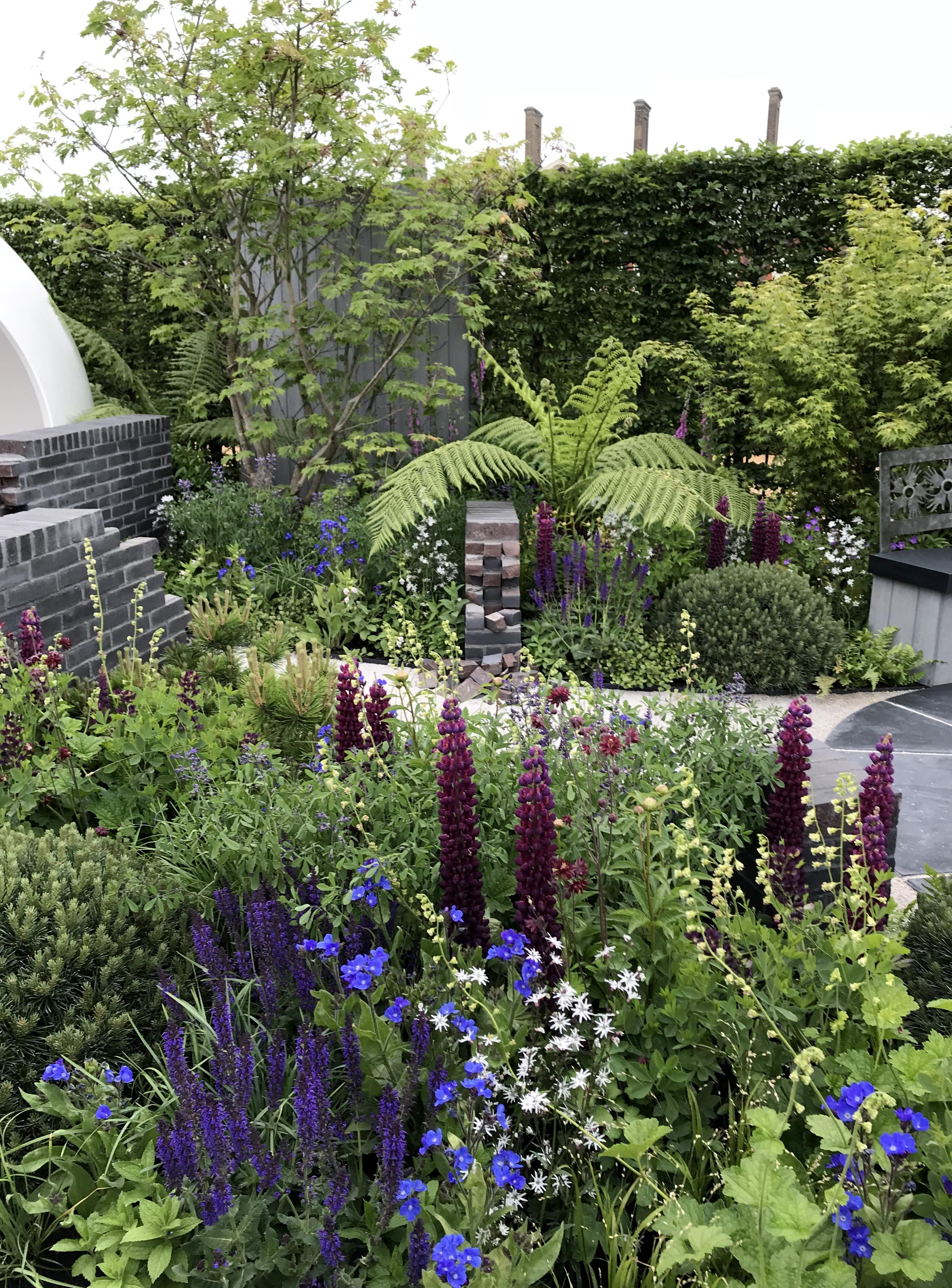 chelsea flower show 2018 london garden design. Black Bedroom Furniture Sets. Home Design Ideas